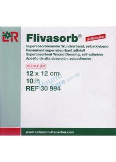 Buy Flivasorb Adhesive Dressings Online