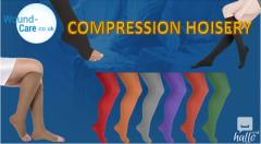 Compression Below Knee Stockings Hosiery - Wound Care