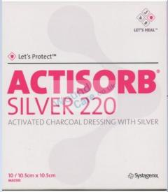 Actisorb Dressing for Wounds  Wound Care