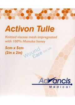 Activon Tulle Dressings from Wound-Care for Bacteria an
