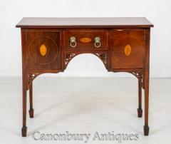 Georgian Sideboard Mahogany Server Buffet Circa 1800