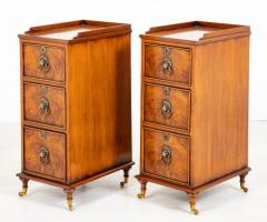 Buy Pair Victorian Bedside Cabinets - Nightstand Chests