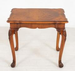 Buy Queen Anne Side Table - Walnut Occasional An