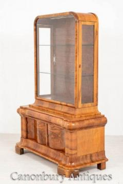 Buy Art Deco Display Cabinet - Vintage 1930S Boo