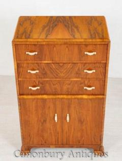 Art Deco Compactum - Vintage 1930S Cabinet Chest