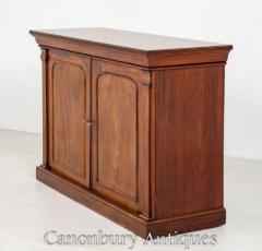 William Iv Side Cabinet - Mahogany Sideboard