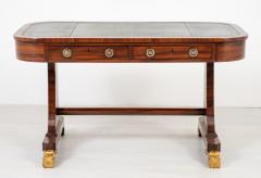 Buy Regency Library Table Desk Rosewood 1820 Onl