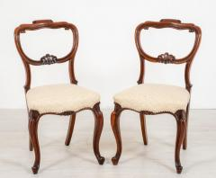 Buy Pair Victorian Chairs Rosewood 1860 Online
