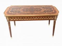 Buy French Coffee Table Marquetry Inlay Empire F