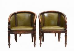 Buy Pair Regency Tub Arm Chairs Club Chairs Onli