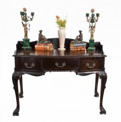 Buy Victorian Console Serving Table Mahogany 189