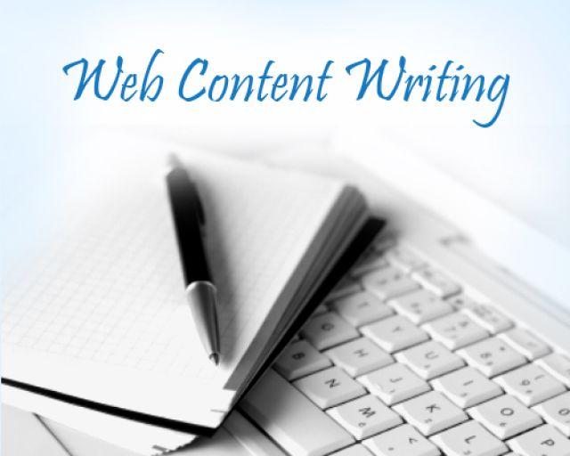 Web content writers uk