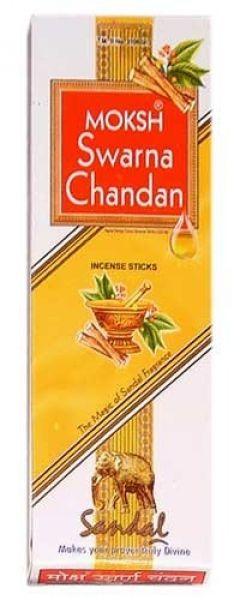 Moksh Swarna Chandan Sandal Incense Sticks 1 pack