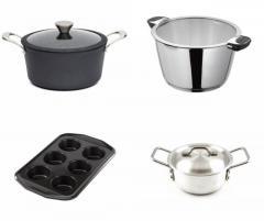 Kitchen Cookware Set