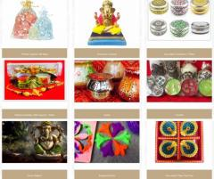 Indian Handicrafts Gifts and Seasonal Goods in UK