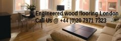 Engineered wood flooring London
