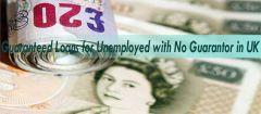 Enjoy Financial Help through Guaranteed Loans