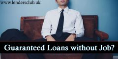 Effortless Deals on Guaranteed Loans for Unemployed