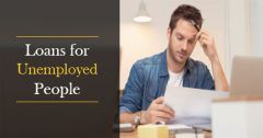Attractive Loans for Unemployed People in the UK