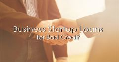 Business Startup Loans for Bad Credit in the UK