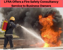 LFRA Offers a Fire Safety Consultation Services