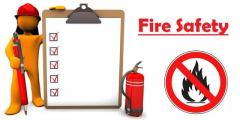 Fire Safety Management Plan Helps To Manage Fire Risks