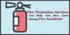 Fire Protection Services Can Help You Save Lives