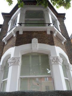 Wood Windows London