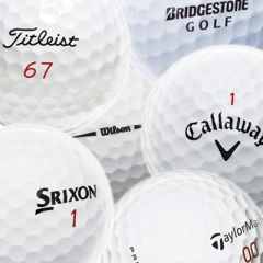 Wilson Personalised Golf Balls  best4balls,UK
