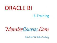OBIEE 11G Online Training, OBIEE 12C Online Training.