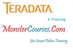 Teradata Online Training at MonsterCourses