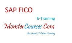 SAP FICO Online Training Classes at MonsterCourses