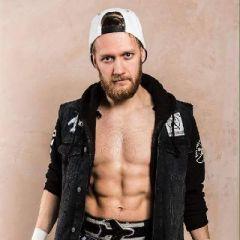CSF Wrestling Showdown: WWE UK - Mark Andrews