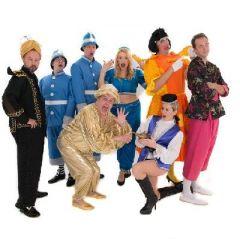Pocket Theatre Present: Aladdin