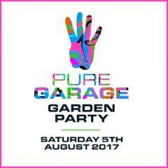 Pure Garage Garden Party