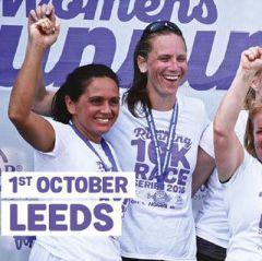 Women's Running Race Series- Leeds