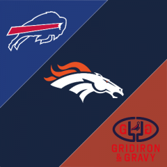Gridiron & Gravy // Denver Broncos: Broncos Europe @ Bills