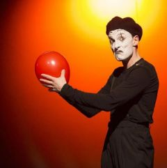 Dark Side of the Mime