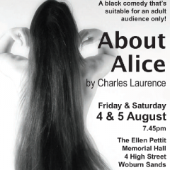 Tread The Boards presents 'About Alice'