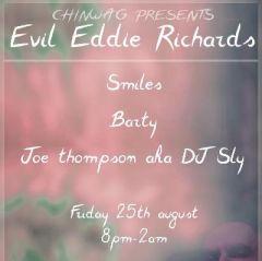 chinwag presents Evil Eddie Richards