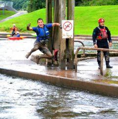 Xrunner Water Wipeout