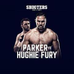 Joseph Parker v Hughie Fury Live @Shooters Bar Leeds