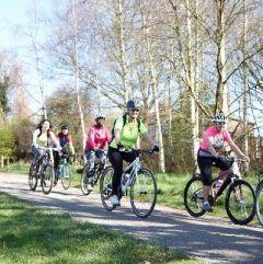 Ladies Guild Wheel Cycle Challenge