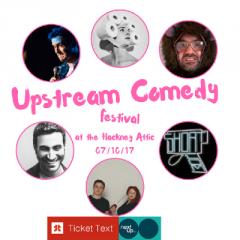 Upstream Comedy Festival