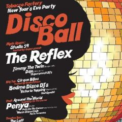 Disco Ball w/ The Reflex