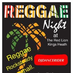 Xmas Reggae Night