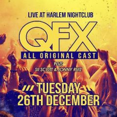 Boxing Day with QFX