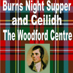 2018 Burns Night Supper and Ceilidh