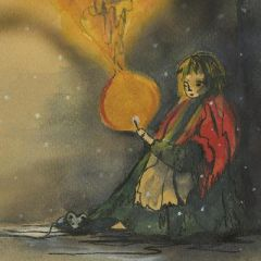The Little Match Girl, a warming tale for winter