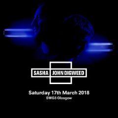 SWG3 Presents: Sasha & John Digweed